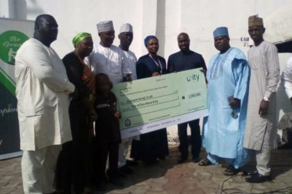 Salman Shagaya Foundation donates 2 million naira for the heart surgery of a six year old boy